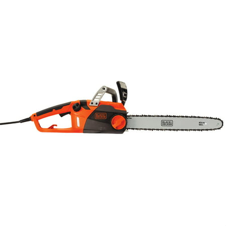 "BLACK+DECKER CS1518 15 Amp 18"" Corded Chainsaw"