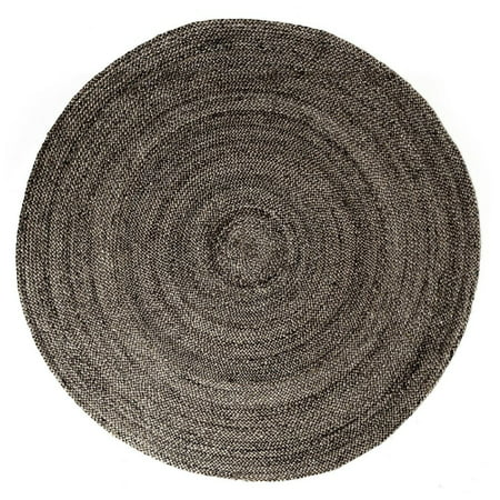 Braided Kerala Collection Area Rug in Multiple Color and Oval, Rectangle, Round, Runner Shape