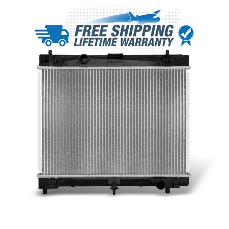 Lifetime Warranty Aluminum Radiator 2890 For 1.8 L4 Scion XD Toyota Yaris 1.5 L4 (2007 Toyota Yaris Radiator)