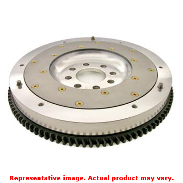 Fidanza Flywheel - Aluminum 161001 Fits:DODGE 1991 - 1996 STEALTH V6 3.0 N MITS