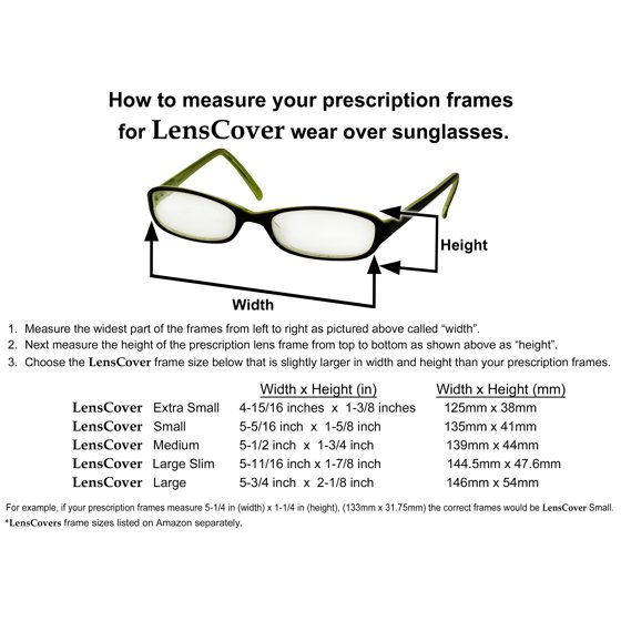 7355d6797f1e4 LensCovers Wear Over Sunglasses Polarized