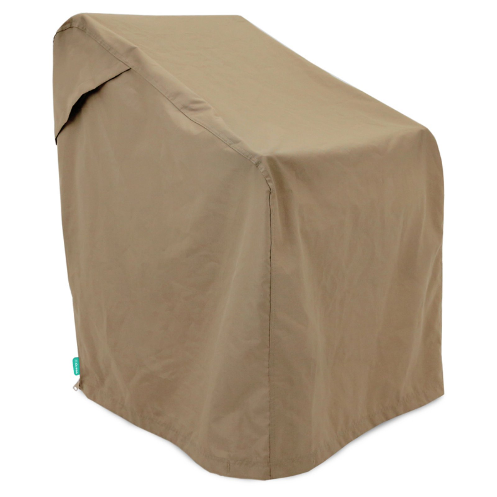 Tarra Home Universal Outdoor UFCCC303030PT Patio Modular Sectional Club Chair Cover