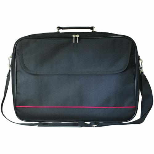 "Digital Treasures Toteit! Carrying Case For 17.6"" Notebook - Black (07992-pg)"