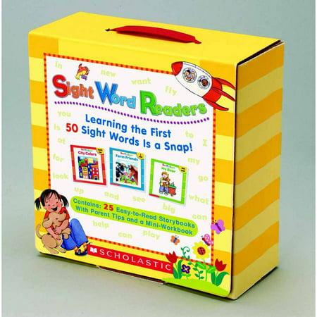 Scholastic Sight Word Readers Set ()