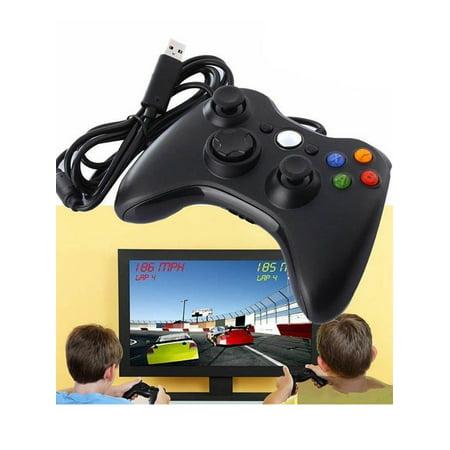 Maraso Wired XBOX 360 Controller USB Joypad Mi-crosoft Windows XP/Vista/7/6 Gamepad