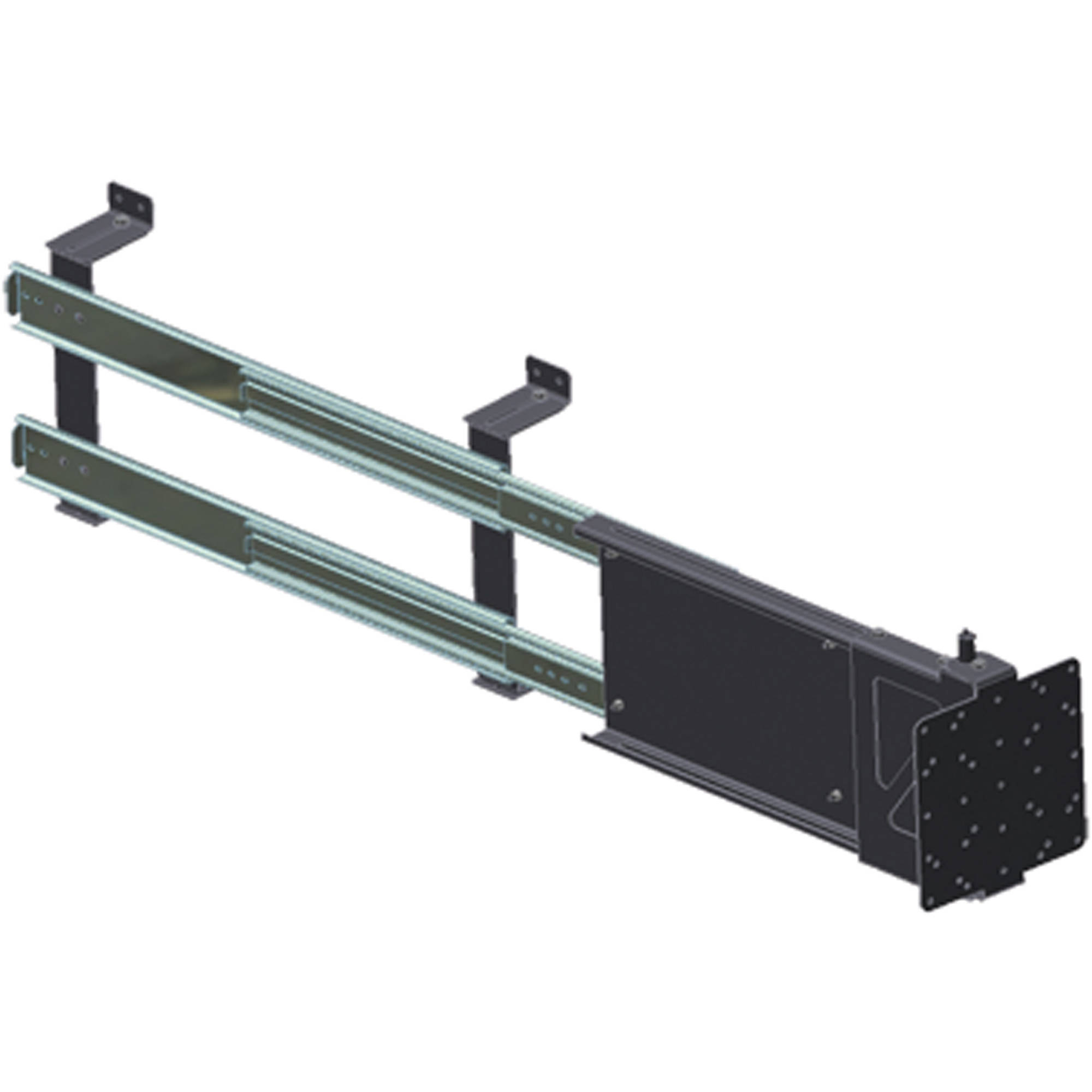 MORryde TV40-002H Adjustable Horizontal Sliding Mount for TV