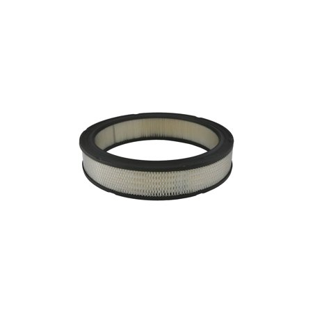 Eckler's Premier  Products 25-121177 - Corvette AC Delco Air Filter Element With 1 x 4 (Best Quality Air Filters For Cars)