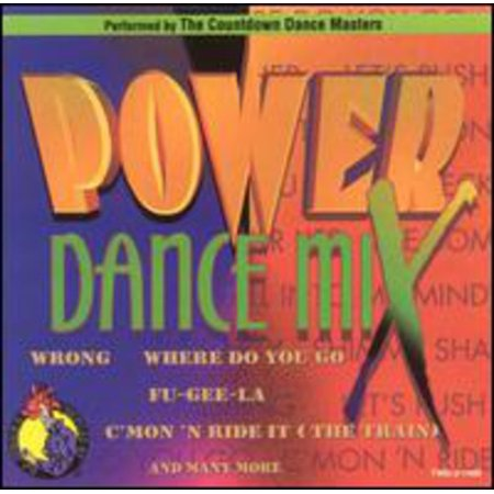 Power Dance Mix / Various