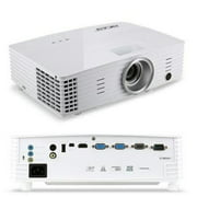 Acer P1185 3d Ready Dlp Projector - Hdtv - 4:3 - Front, Rear, Ceiling - F/2.56 - 2.68 - Uhp - 200 W - Ntsc, Pal, Secam - 4000 Hour - 6000 Hour - 800 X 600 - Svga - 20,000:1 - 3200 Lm - (mr-jl811-009)