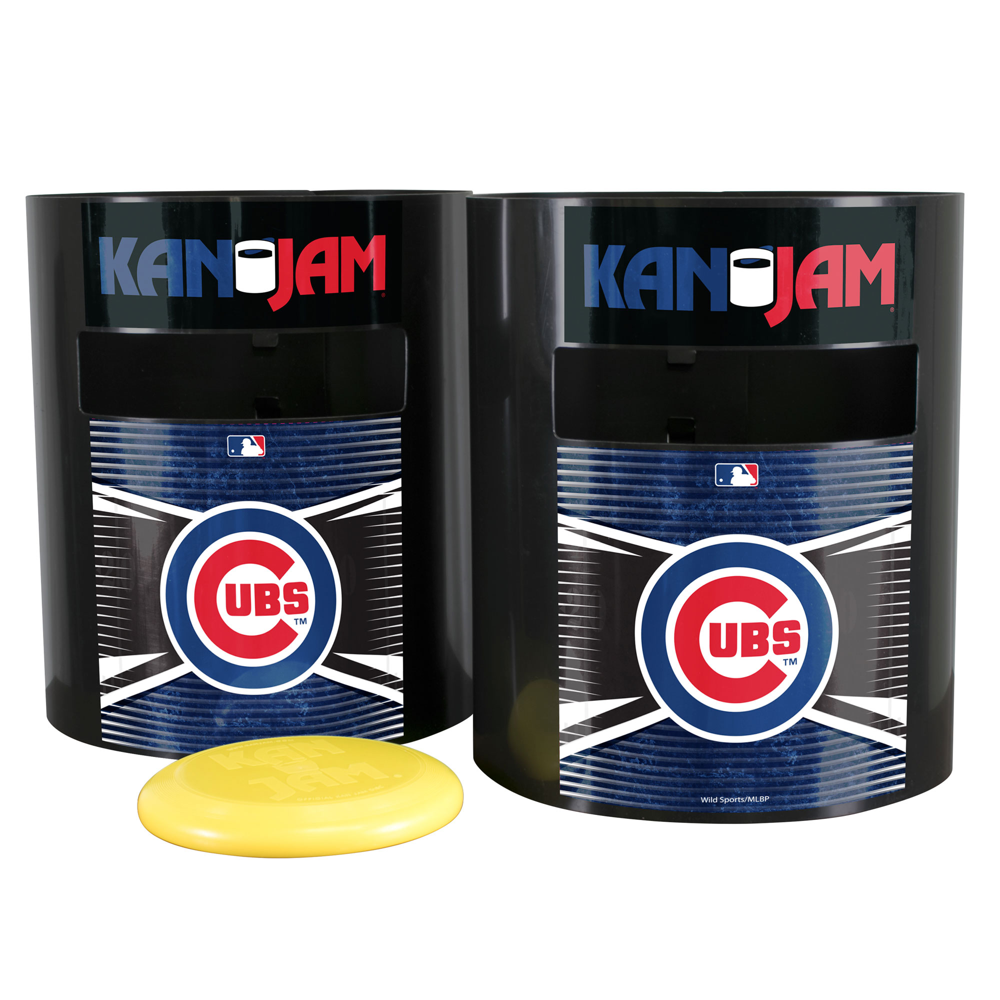 MLB Chicago Cubs Disc Jam
