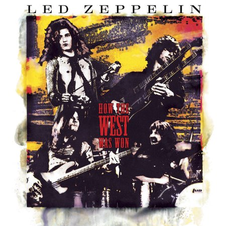 Led Zeppelin - How the West Was Won [CD]