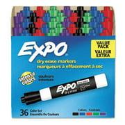 Sanford Ink 1920940 Low Odor Dry Erase Marker, Chisel Tip - Black