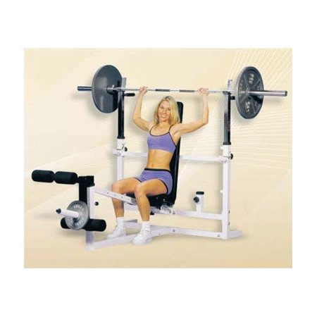 Yukon Fitness Big Bear Adjustable Olympic Bench