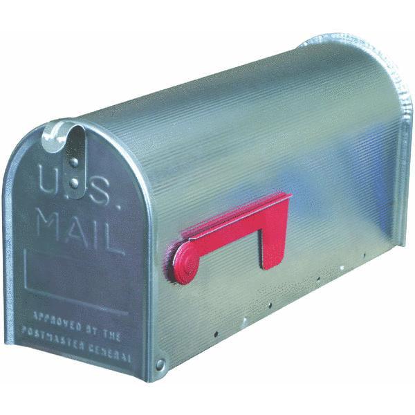 Solar Group Rural Mill Mailbox