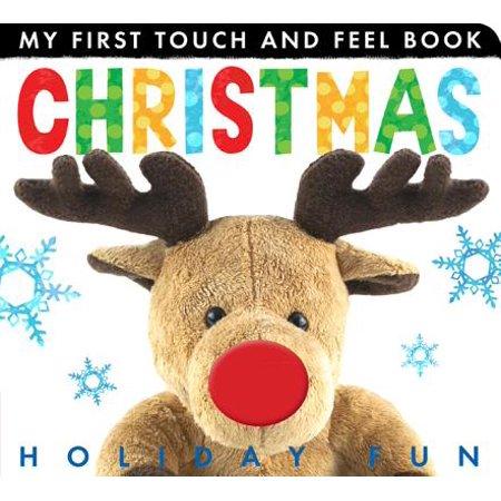 Christmas Holiday Fun (Board - Fun Halloween Touch And Feel