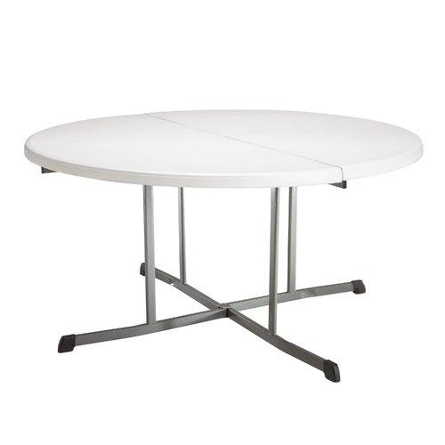Lifetime 60'' Round Folding Table (Set of 8)