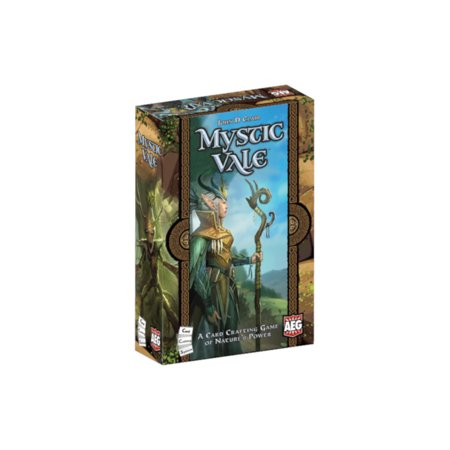 Alderac Entertainment Group (AEG) Mystic Vale Base Card Game - Group Halloween Games