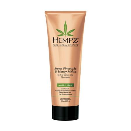 Hempz Sweet Pineapple & Honey Melon Herbal Volumizing Shampoo 9oz