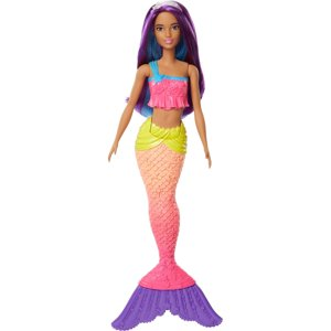Barbie Dreamtopia Mermaid Doll, Purple