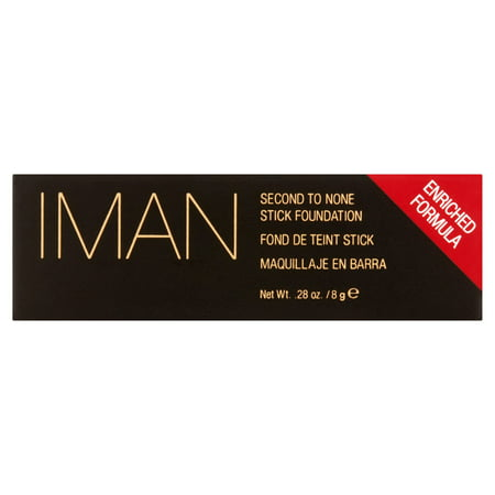 Second To None Luminous Foundation by IMAN #13