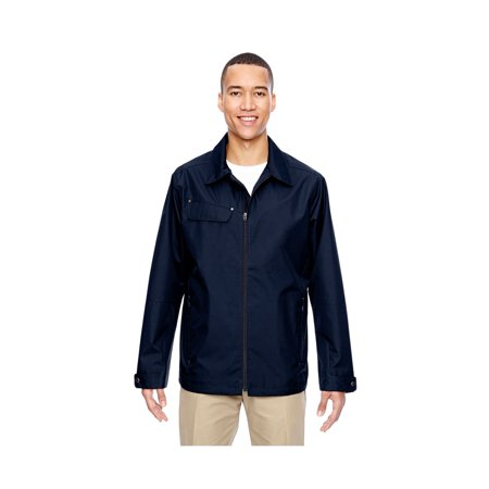 North End Men's Excursion Fold Down CollarJacket, Style 88218