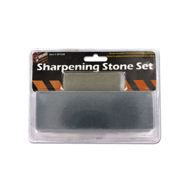 Sharpening Stone Set (Pack Of 24) by Sterling