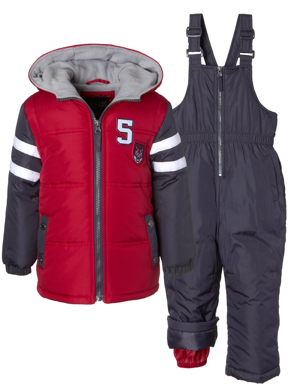 iXtreme Boys 2T-4T Varsity Snowsuit