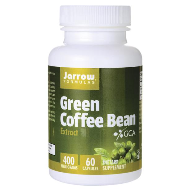 Jarrow Formulas Inc Green Coffee Bean Extract 400 Mg 60 Caps