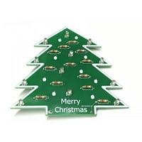 Christmas Tree LED Kit - 5mm Red