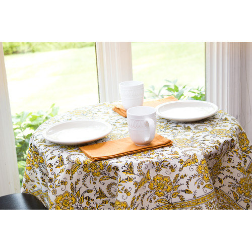 Sustainable Threads Sunshine Tablecloth