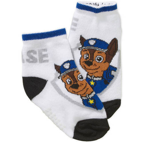 Paw Patrol Toddler Boy Quarter Socks, 3-Pack