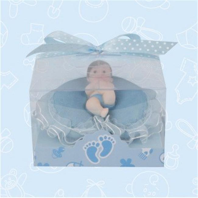 De Yi Baby Shower Baby on Pillow Favors
