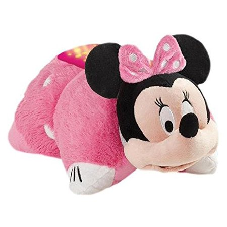 Mini Pillow Pets Dream Lite Minnie Mouse ()