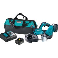 Makita-XBP01T 18 Volt LXT Lithium-Ion Cordless Compact Band Saw Kit, 5