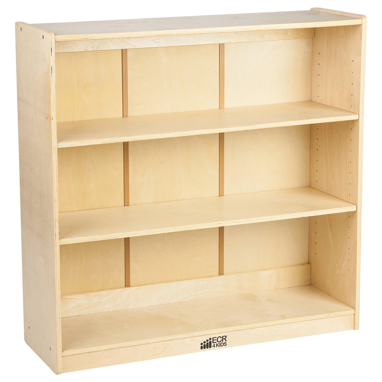 36in H Classic Birch Bookcase