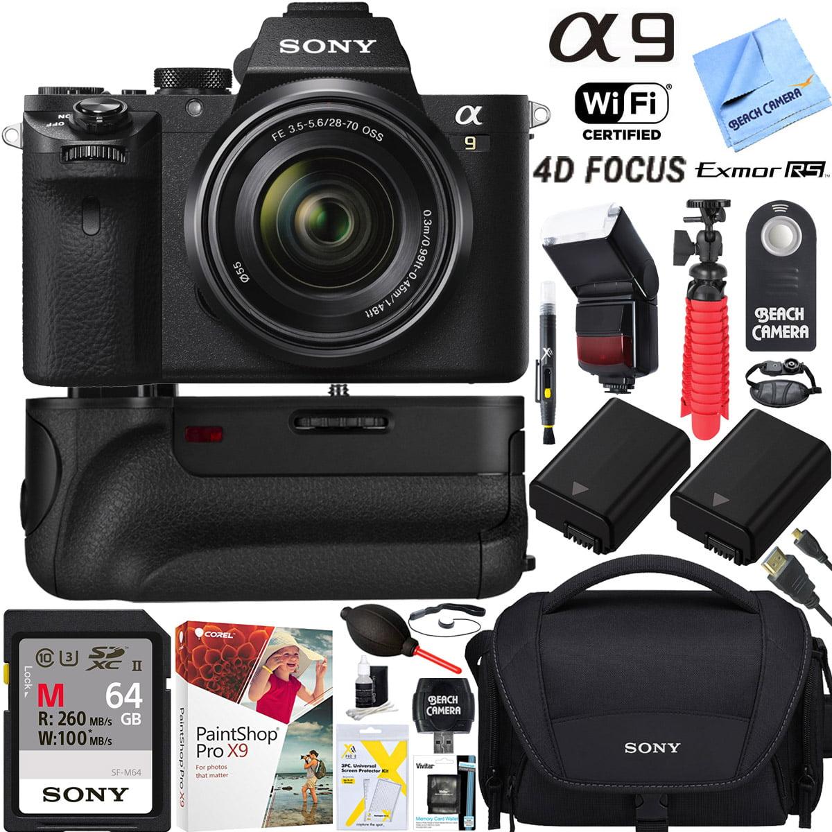 Sony A9 24 2mp Full Frame Mirrorless Interchangeable Lens