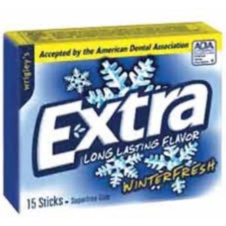 Extra Gum Winterfresh, 15 Stk (Innerpack of 10)