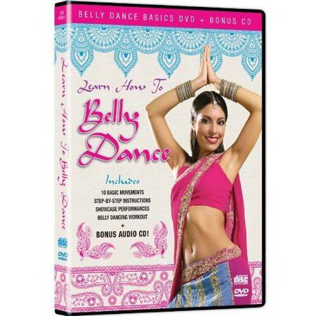 Learn How To Belly Dance (DVD + CD)