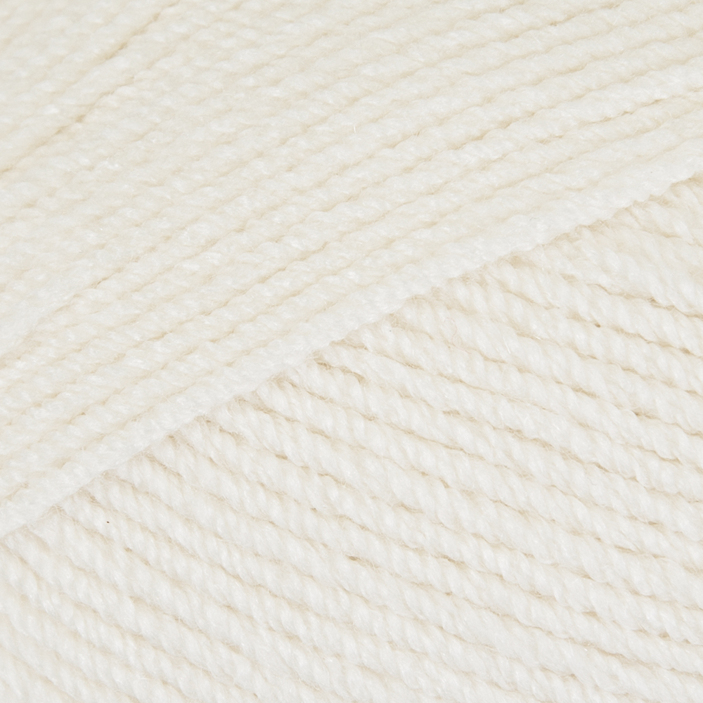 Mary Maxim Trendy Baby Yarn - Cream