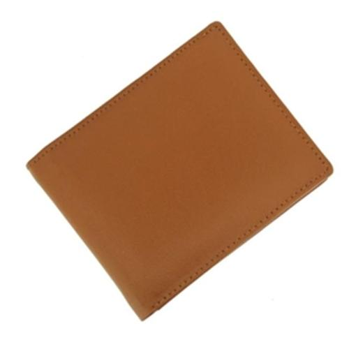 Visol Mens Cobre Copper Snakeskin Leatherette Wallet Money Clip