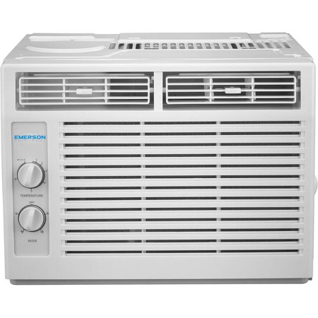 Emerson quiet kool 5 000 btu 115v window air conditioner for 15 width window air conditioner
