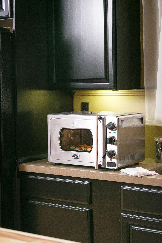 Wolfgang Puck Pressure Oven Original 29 Liter Stainless Countertop New