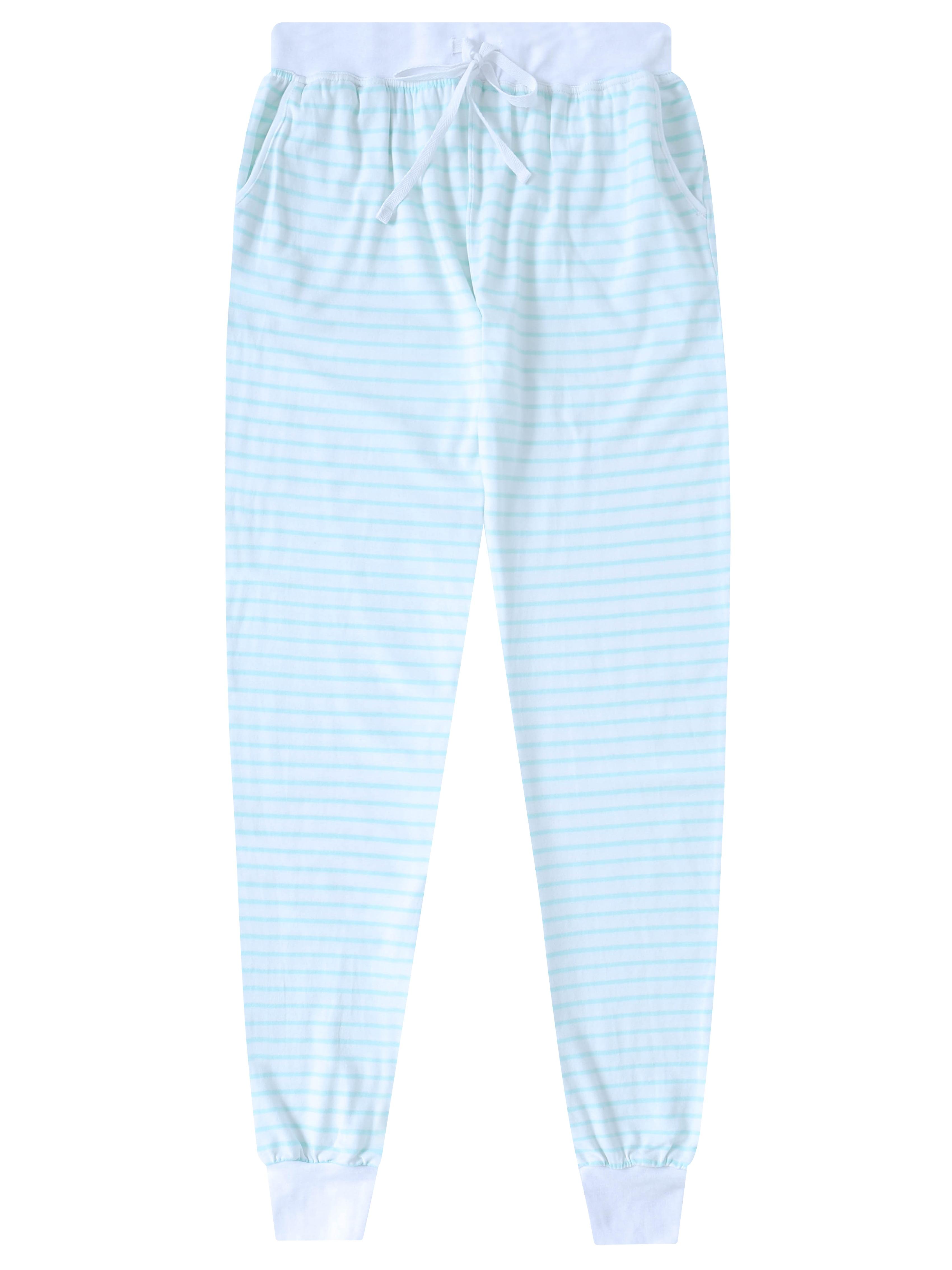 Donna L/'oren Women/'s Olive Jogger Pajama Sleep Lounge Pants