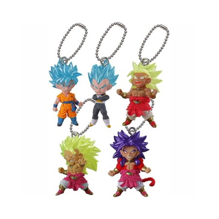 Dragon Ball Super Ultimate Deformed Series 2 Capsule Toy - One Random Of (Dragon Ball Heroes Ultimate Mission X English)