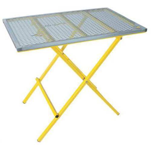 SUMNER 783980 Portable Welding Table,40x24,600 Lb Cap