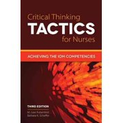 Best Critical Thinking Textbooks - Critical Thinking Tactics for Nurses (Revised) Review