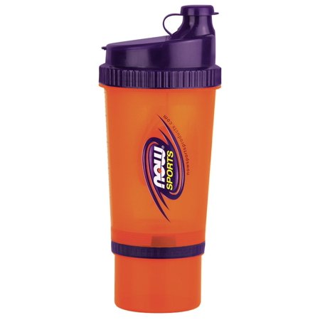 Sports 3-in-1 Shaker Bottle 25 oz Now Foods 1 Container