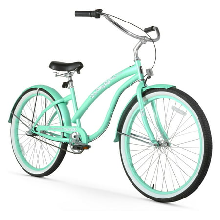 Firmstrong 26 Women S Bella Clic Beach Cruiser Bicycle With 1 3 And 7 Sd Options