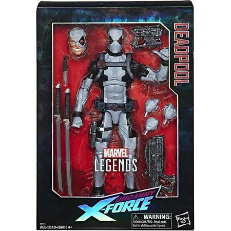Marvel Legends Deadpool Deluxe Collector Action Figure [Uncanny - Deluxe Legends