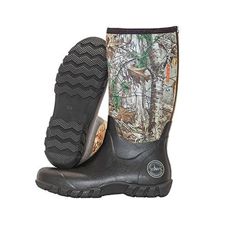 dc94fef5586 Habit Men's Camo Insulated All-Weather Boots (Brown, 8)